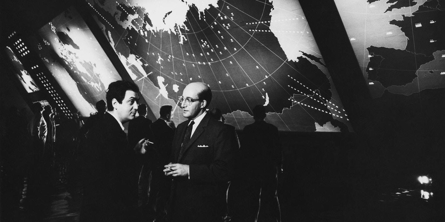 Where's Our Dr. Strangelove for the Trump Nuclear Era?