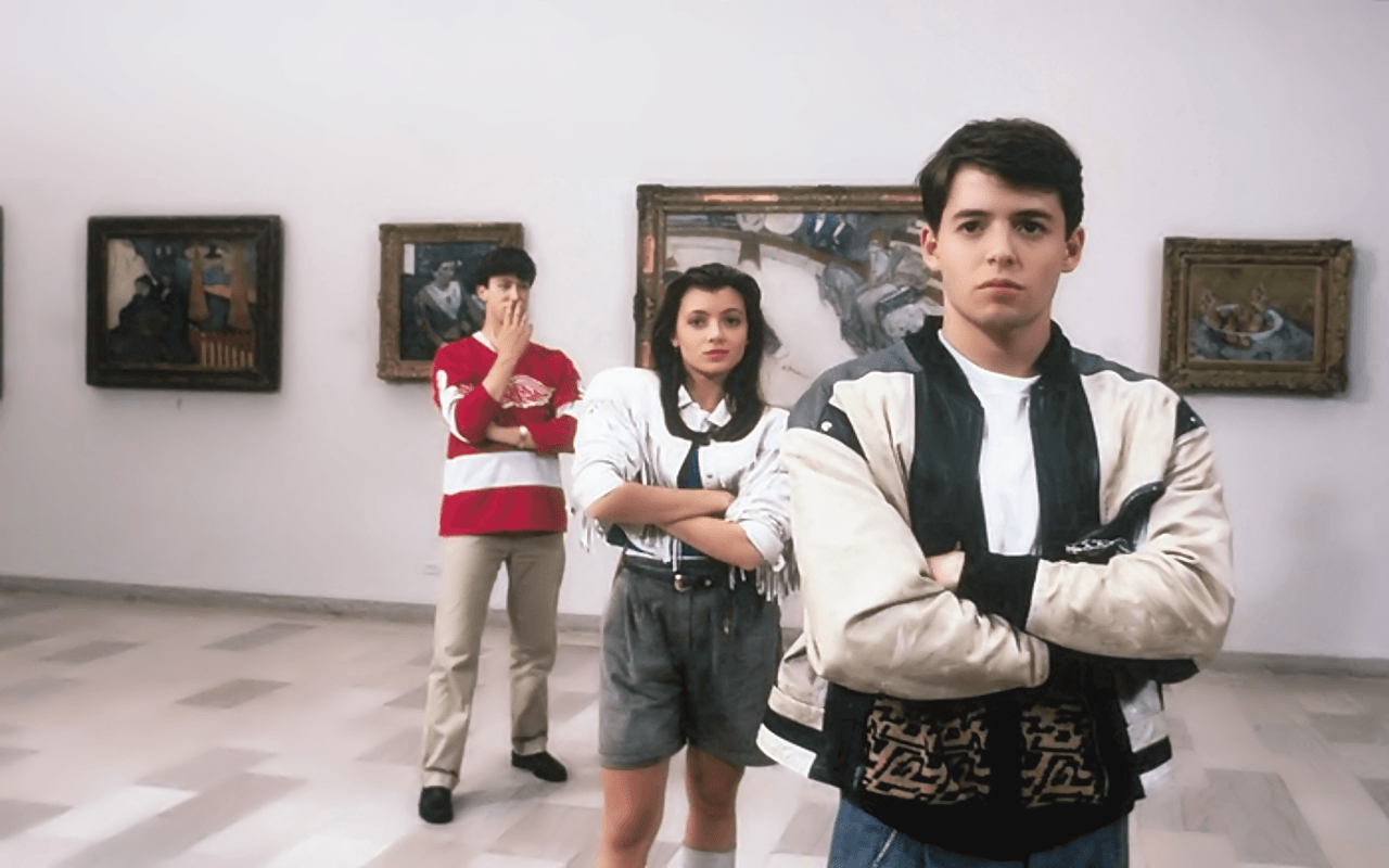 Ferris Bueller's Day Off – The Movie Bucket List