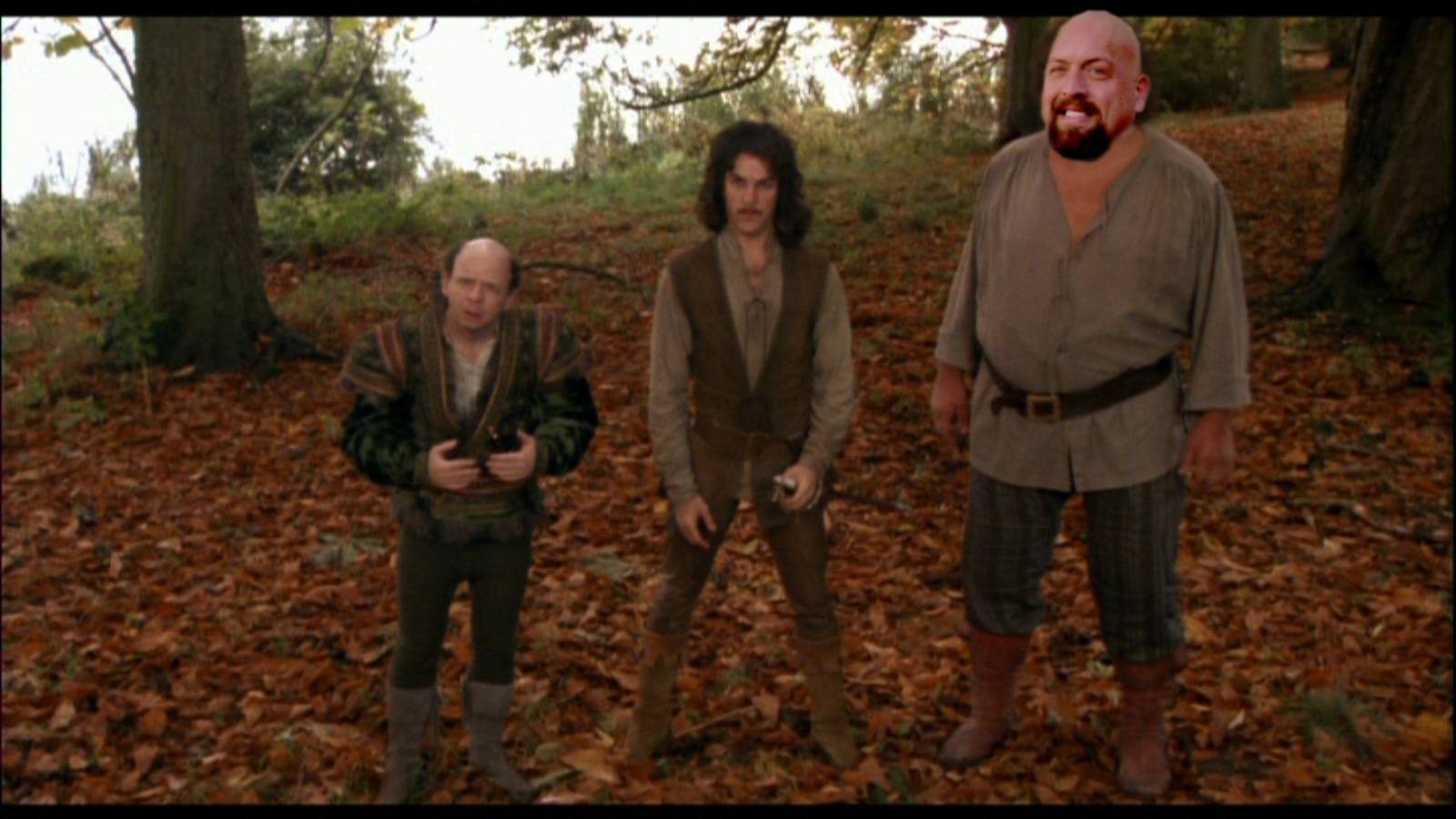 Big Show won't stop pitching his screenplay for The Princess Bride 2