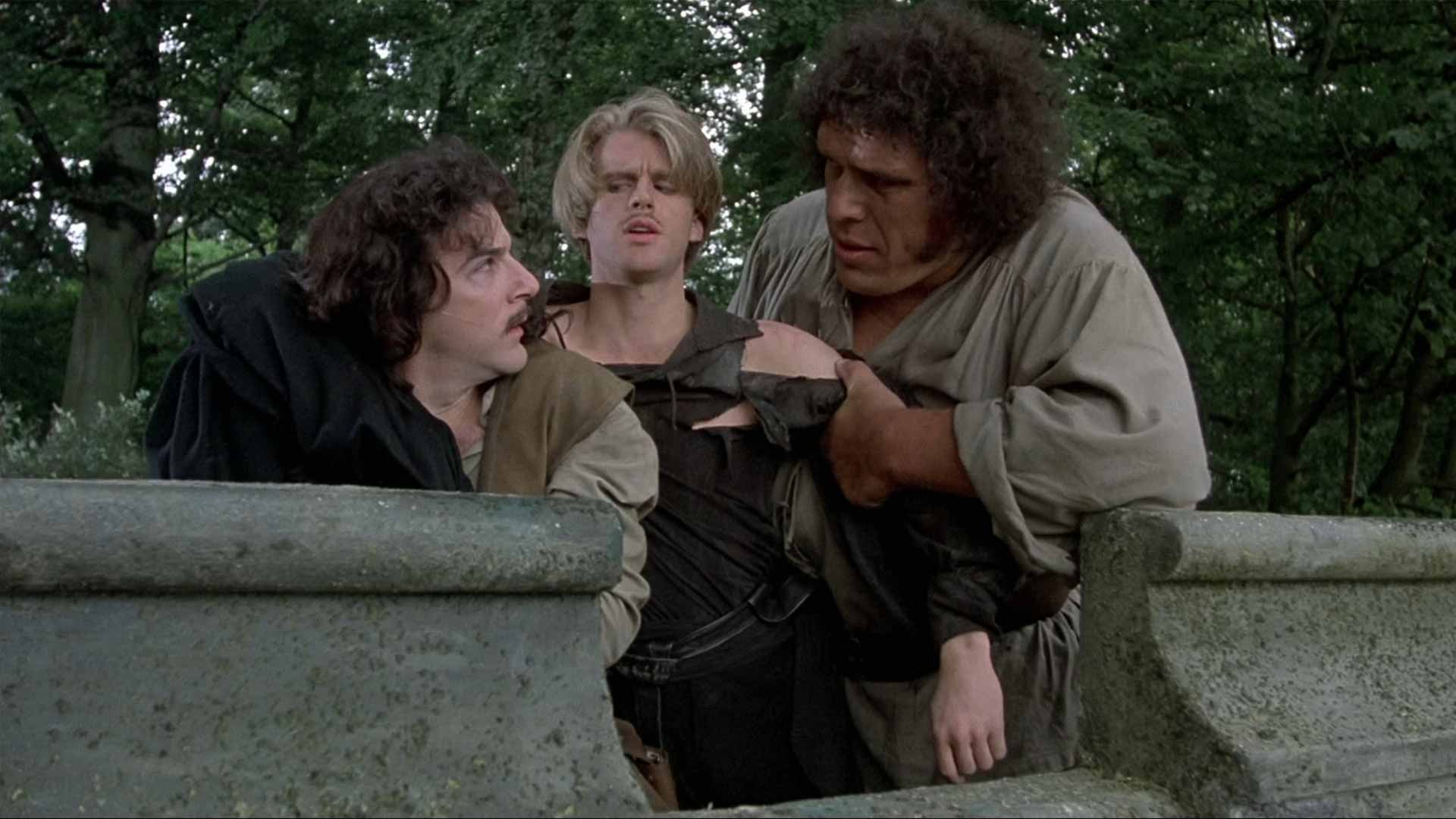 The Princess Bride Drinking Game
