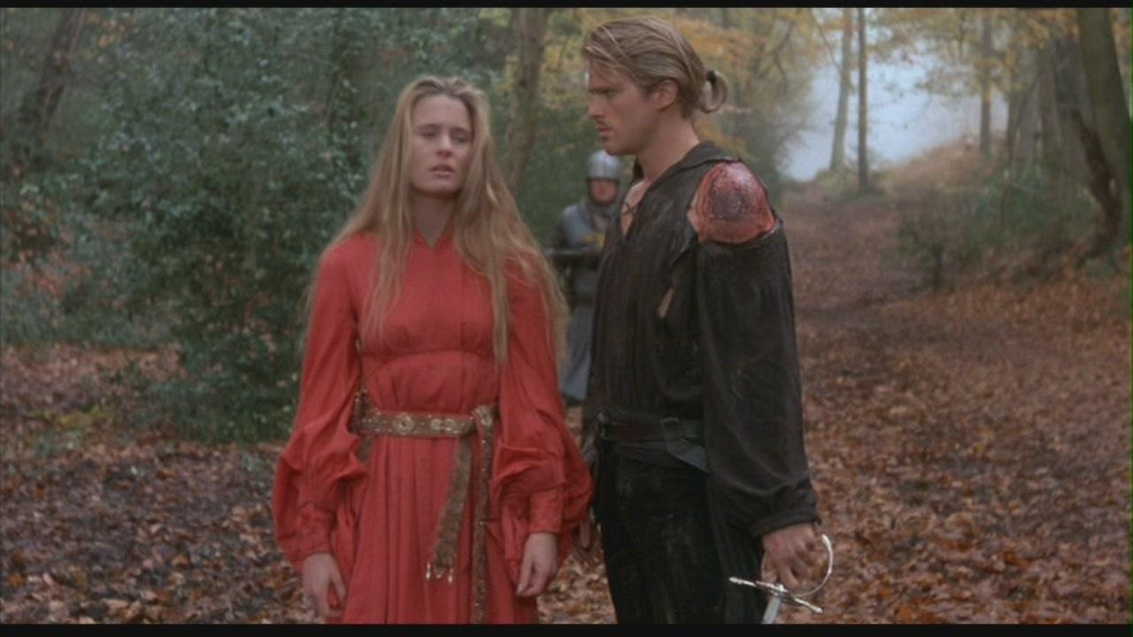 Movie Couples image Westley & Buttercup in The Princess Bride HD