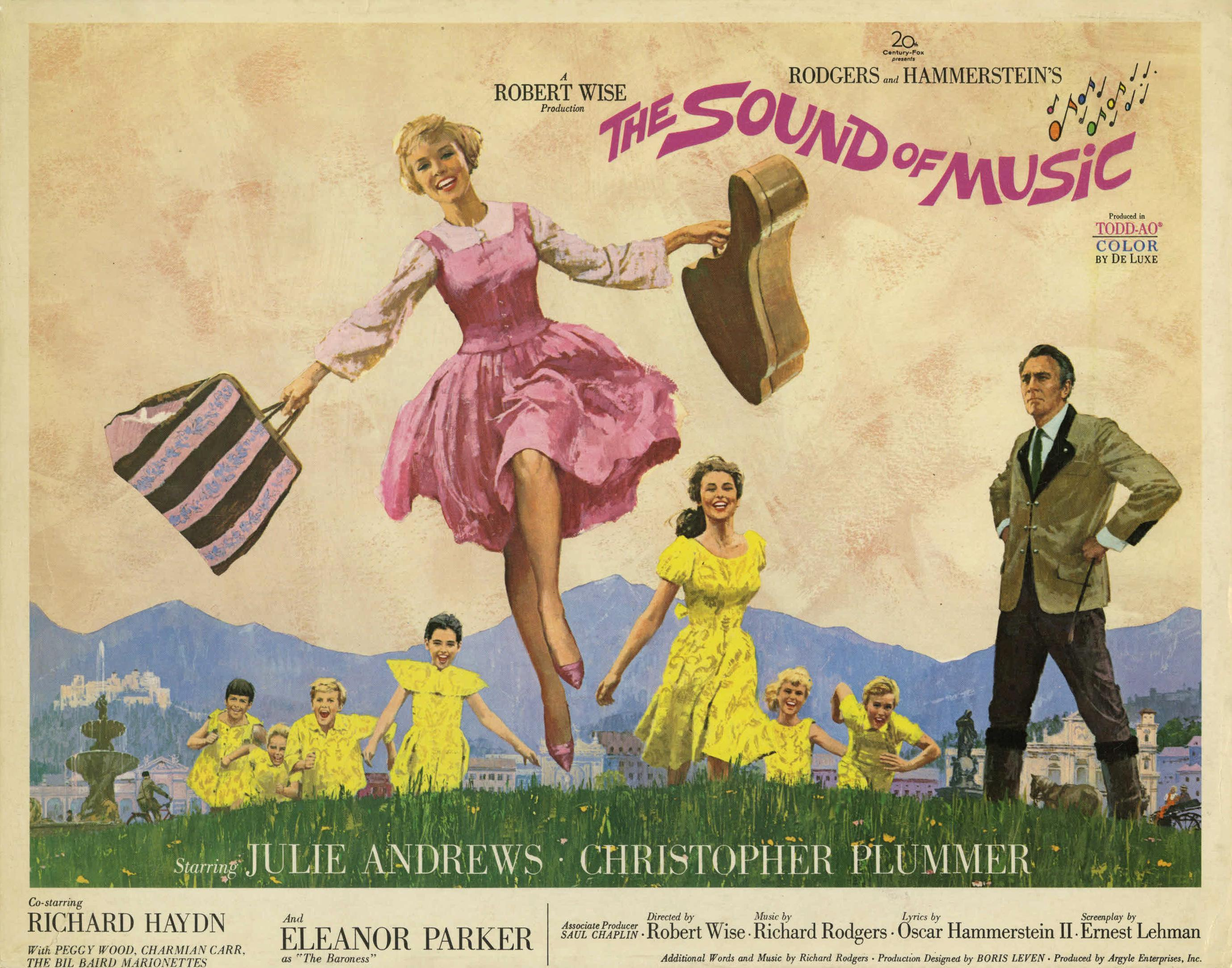The Sound Of Music HD Wallpapers