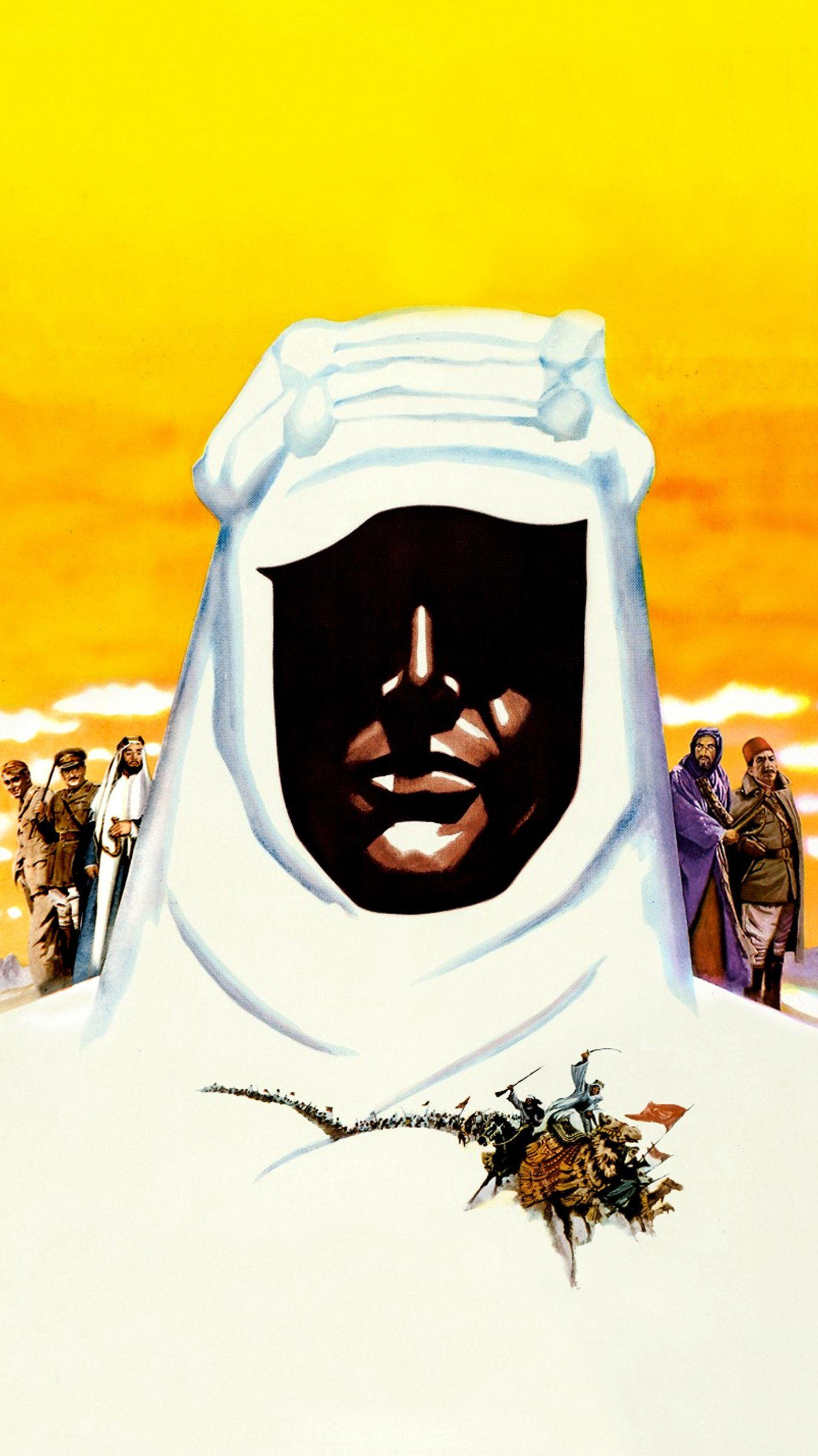 Lawrence of Arabia (1962) Phone Wallpaper | Film | Movie posters ...