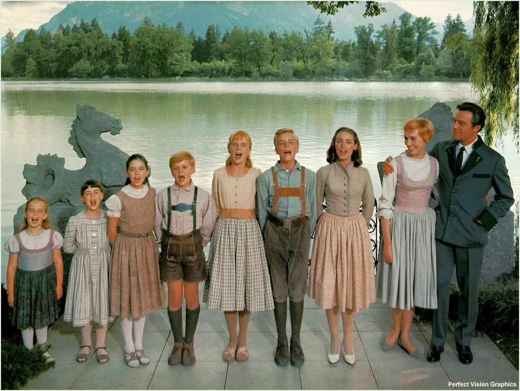 Top 15 Iconic Costumes From The Sound of Music