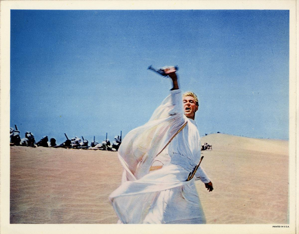 5 Things You Might Not Know About David Lean's 'Lawrence Of Arabia ...