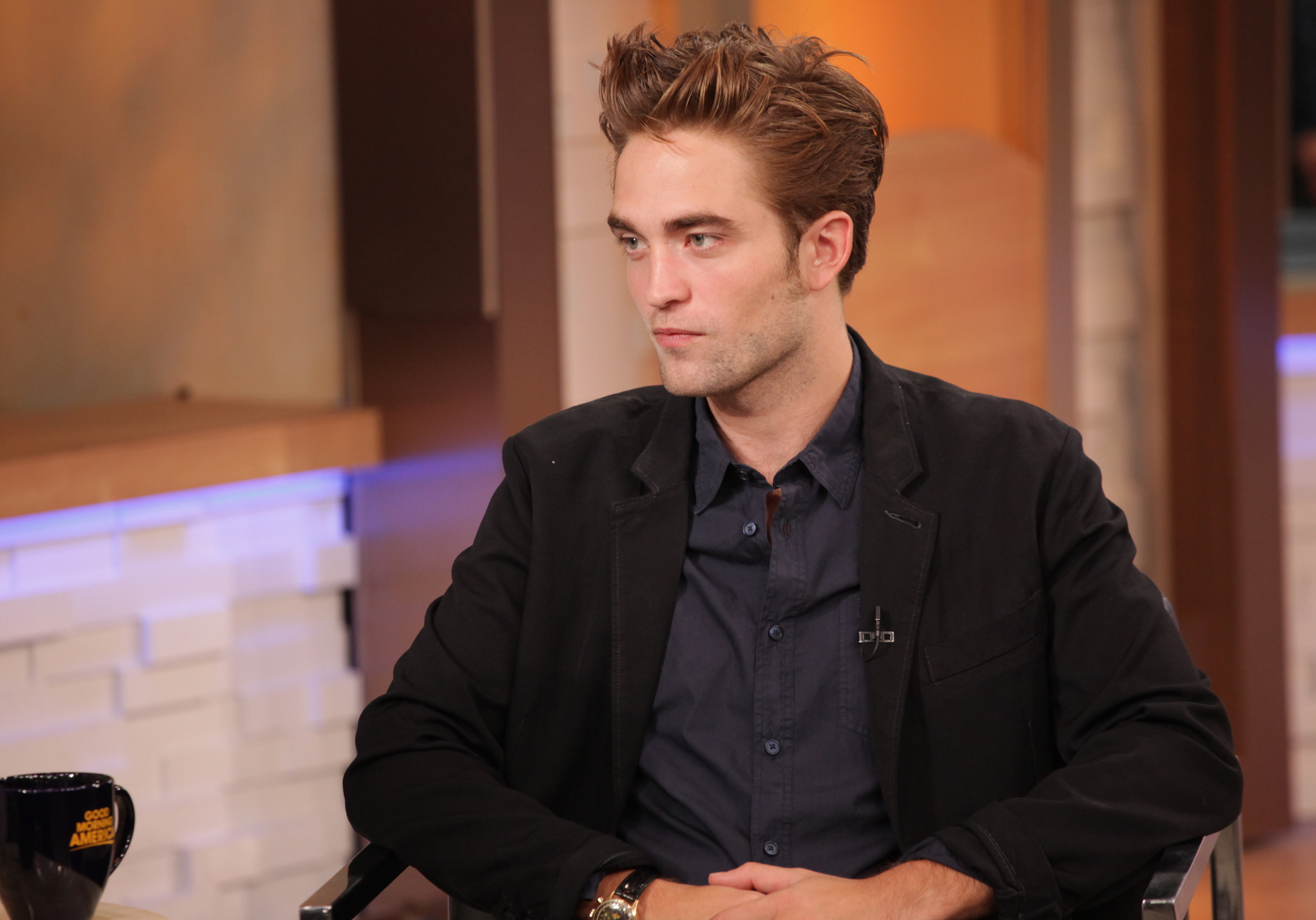 "The Guardian: ""Robert Pattinson to Play Lawrence of Arabia ..."