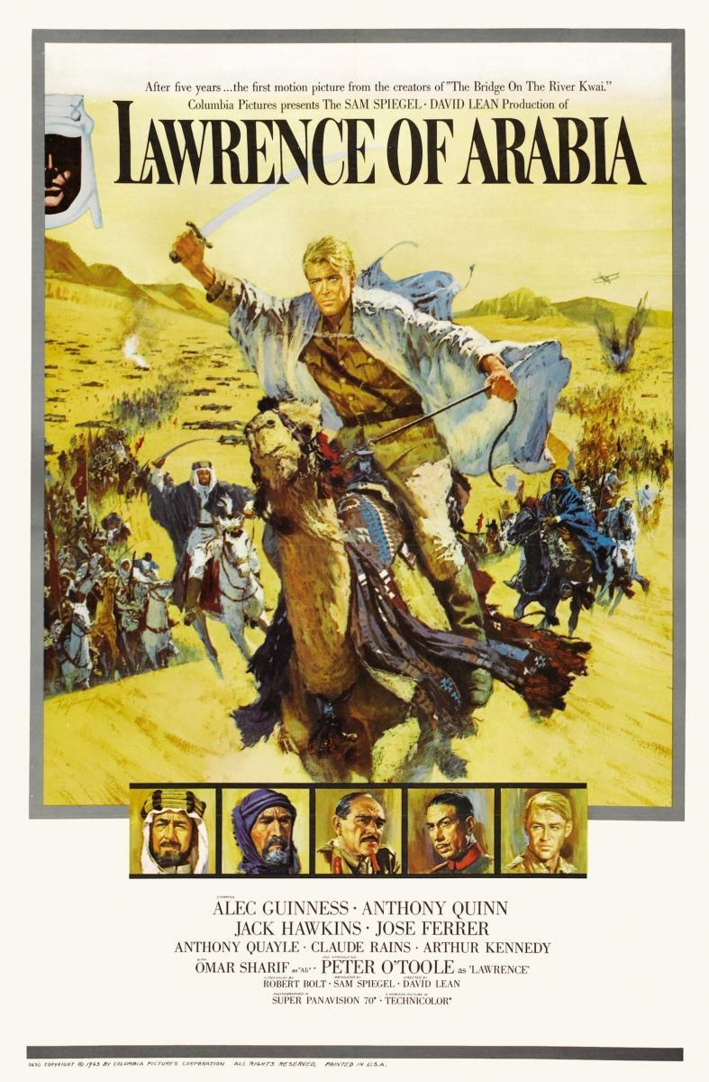 Image gallery for Lawrence of Arabia - FilmAffinity