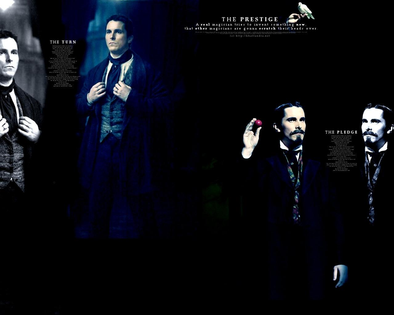 The Prestige images The Professor HD wallpaper and background photos ...