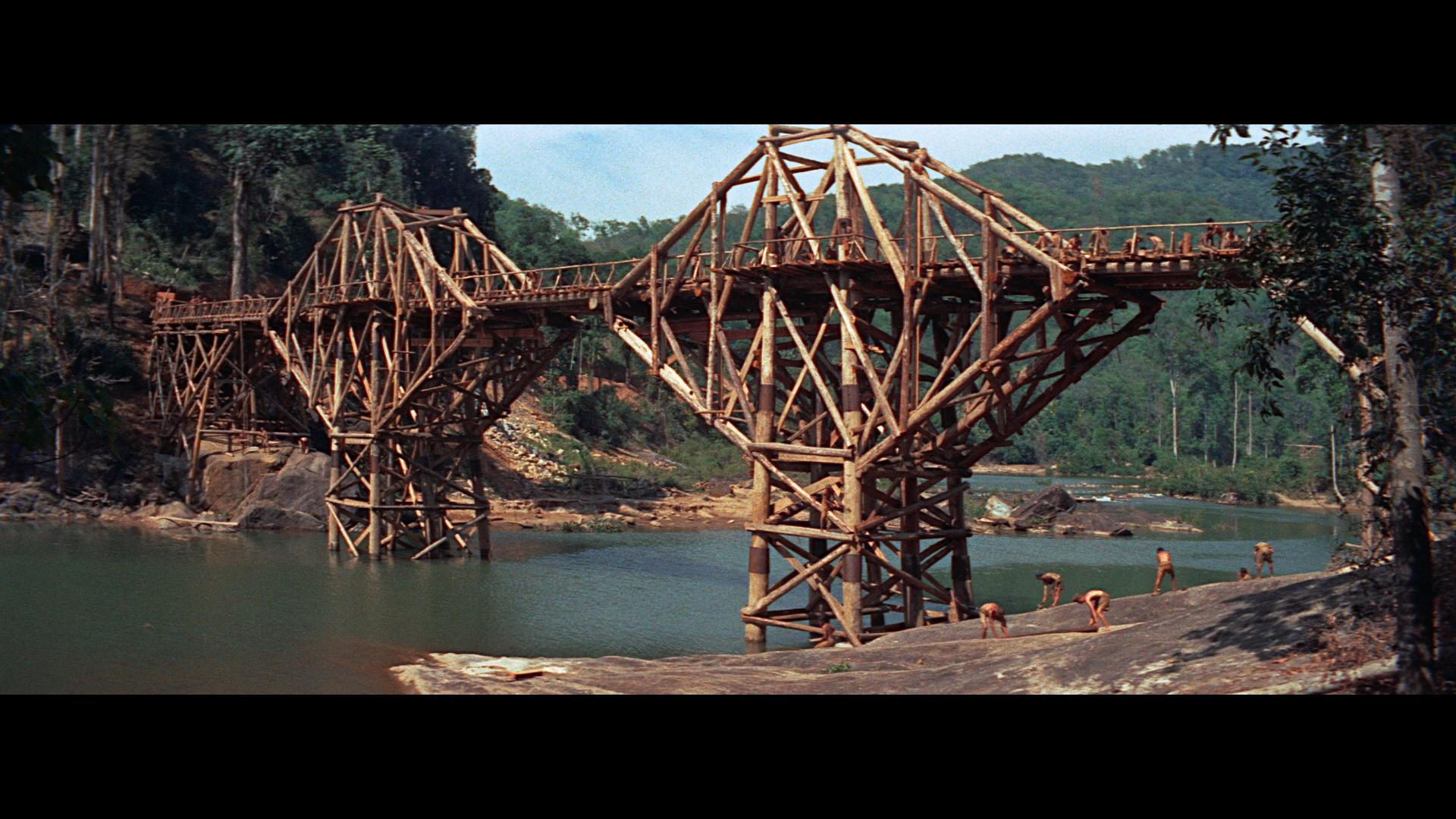 hd windows wallpapers: The Bridge on the River Kwai (1957) wallpaper