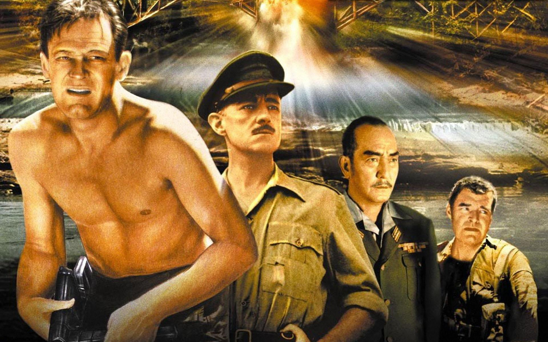 The Bridge on the River Kwai 1920x1200 Wallpapers, 1920x1200 ...