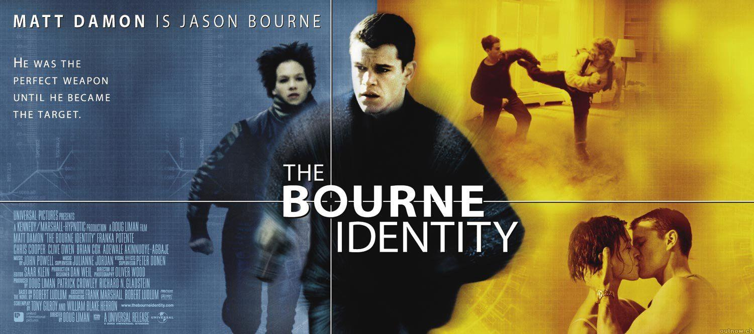 The Bourne Identity Wallpapers 6