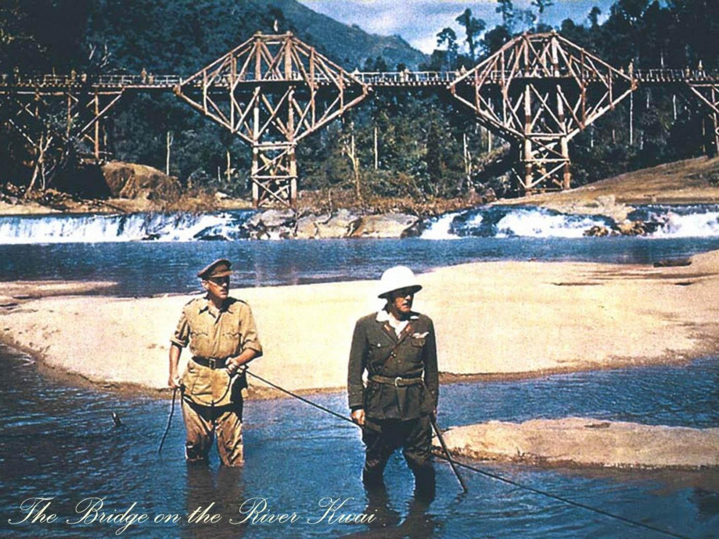 The Bridge On The River Kwai Wallpapers,The Bridge On The River Kwai ...