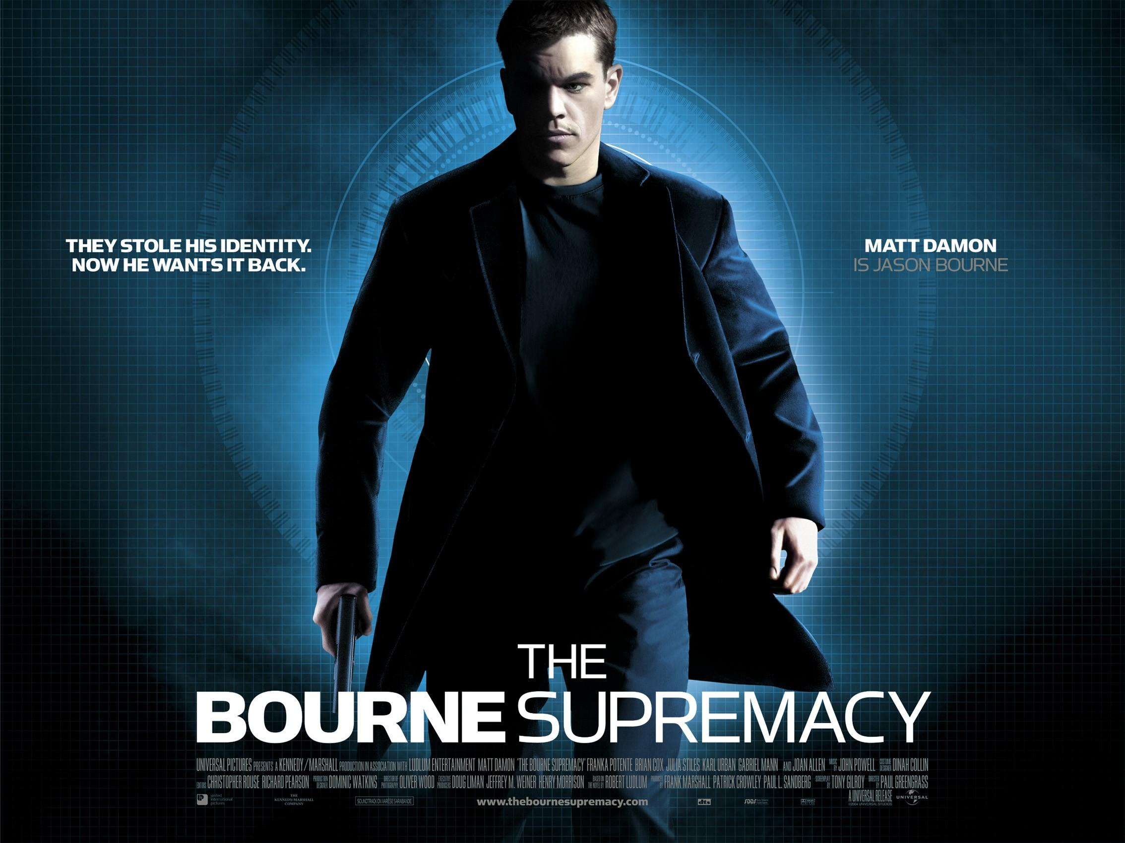 The Bourne Identity Wallpapers 10
