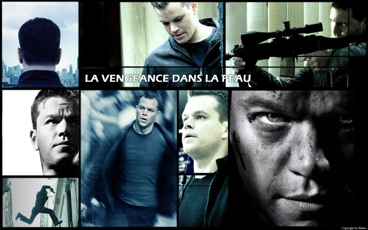 Wallpapers The Bourne Identity Movies