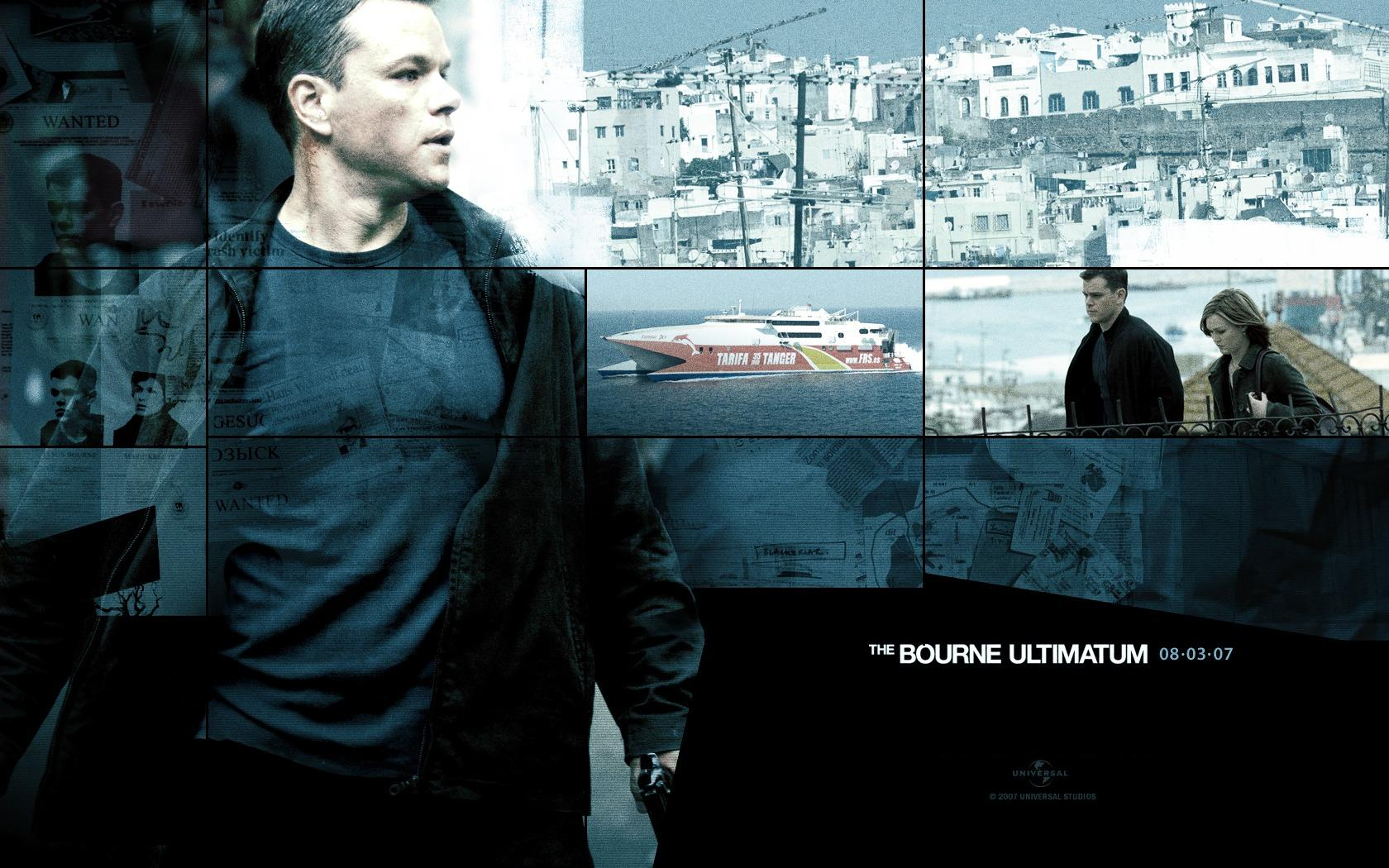 The Bourne Identity Wallpapers 5