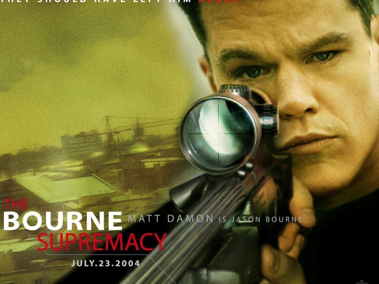 Image The Bourne Identity Movies 1280x960