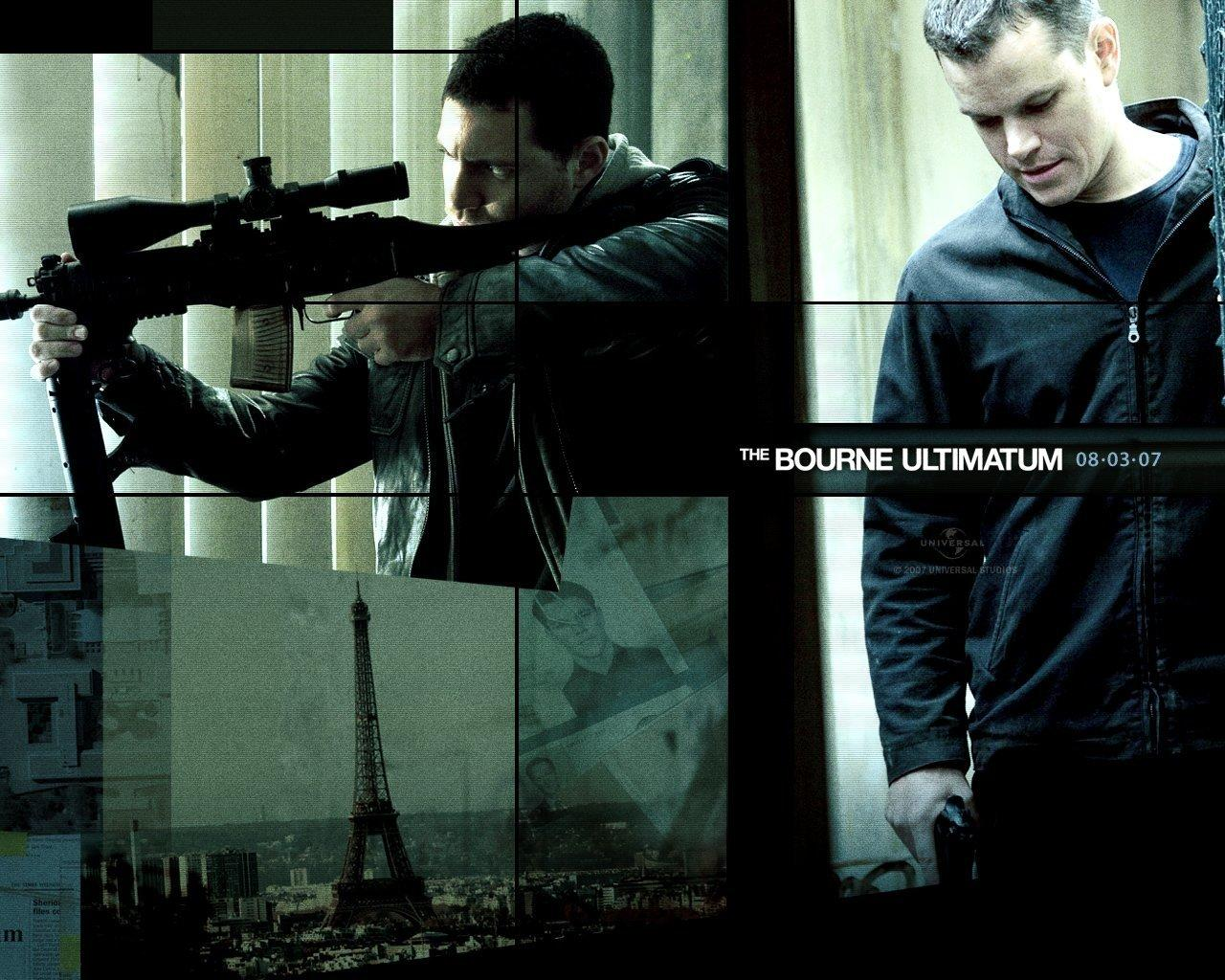 60 Bourne HD Wallpapers