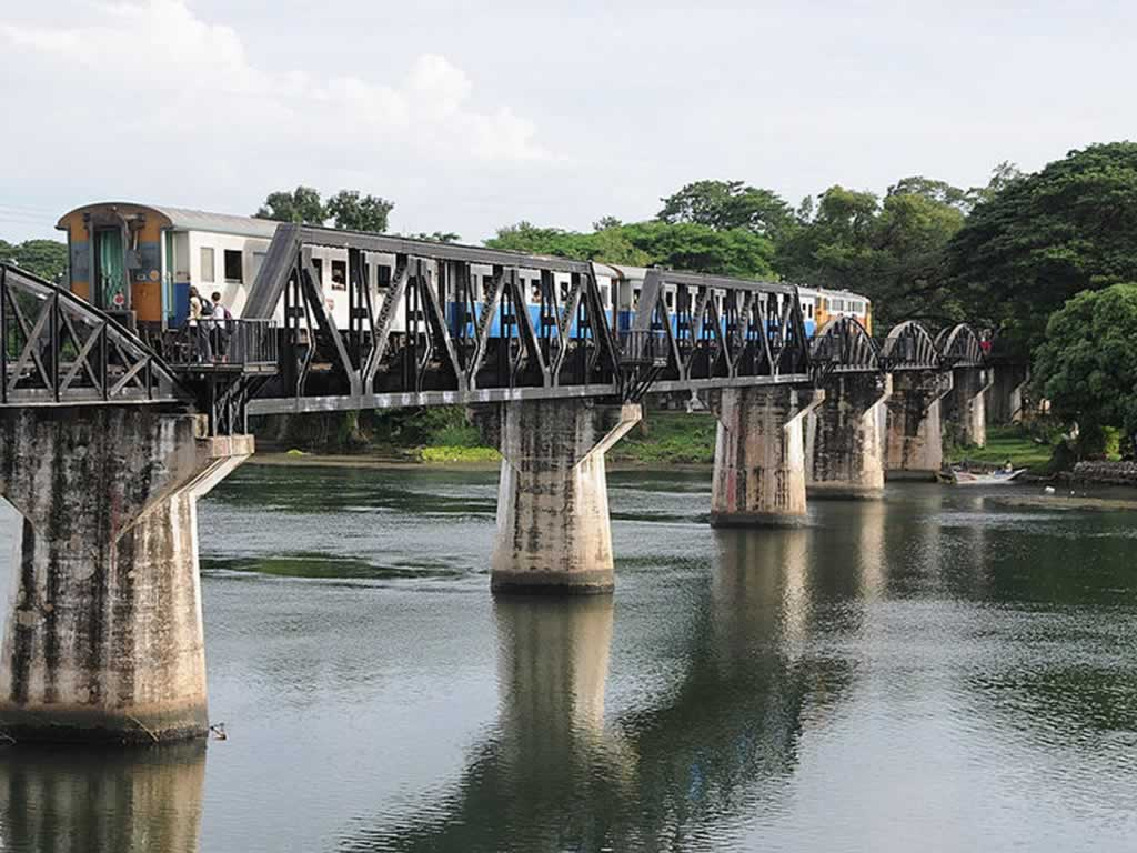 River Kwai Tour from Bangkok | Easy Day Thailand Tours