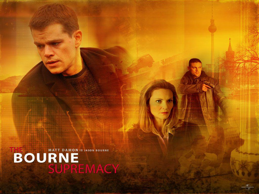Who is Jason Bourne? // the Bourne Identity, Supremacy and Ultimatum