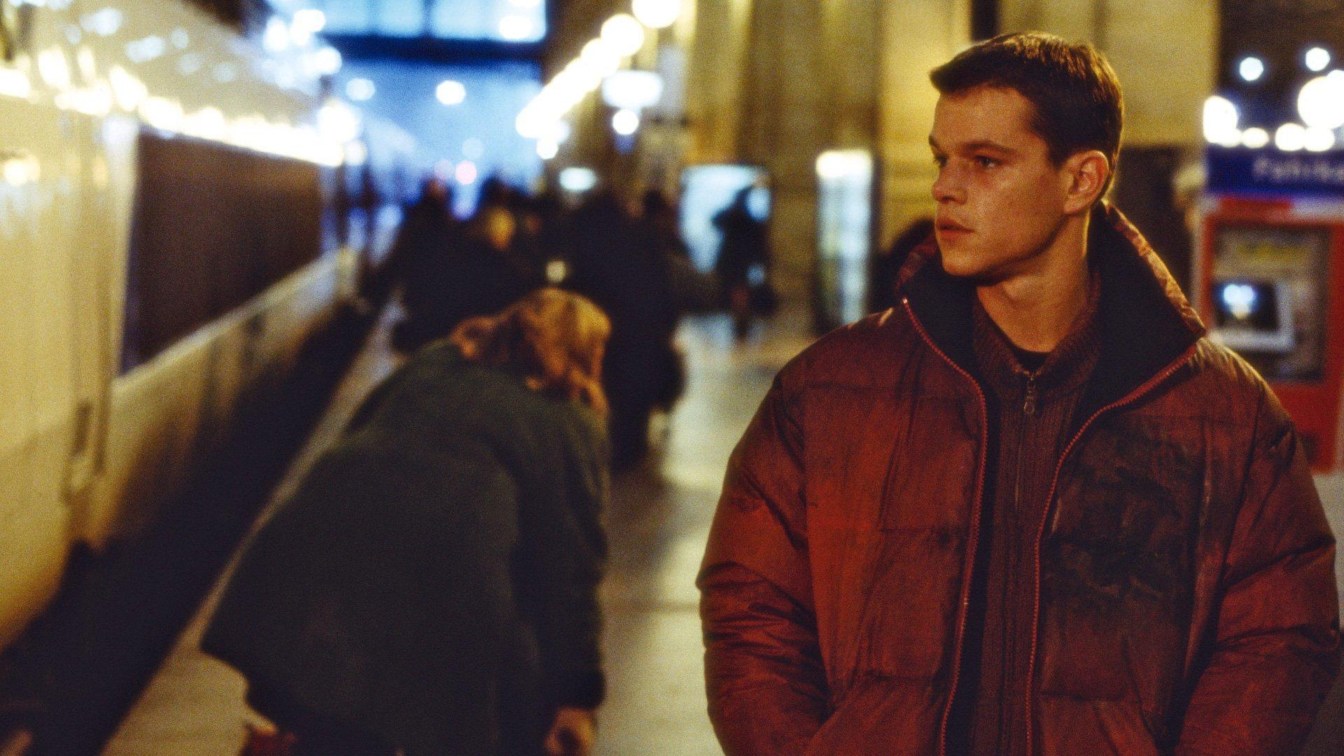 Free The Bourne Identity high quality wallpapers ID:198162 for 1080p PC