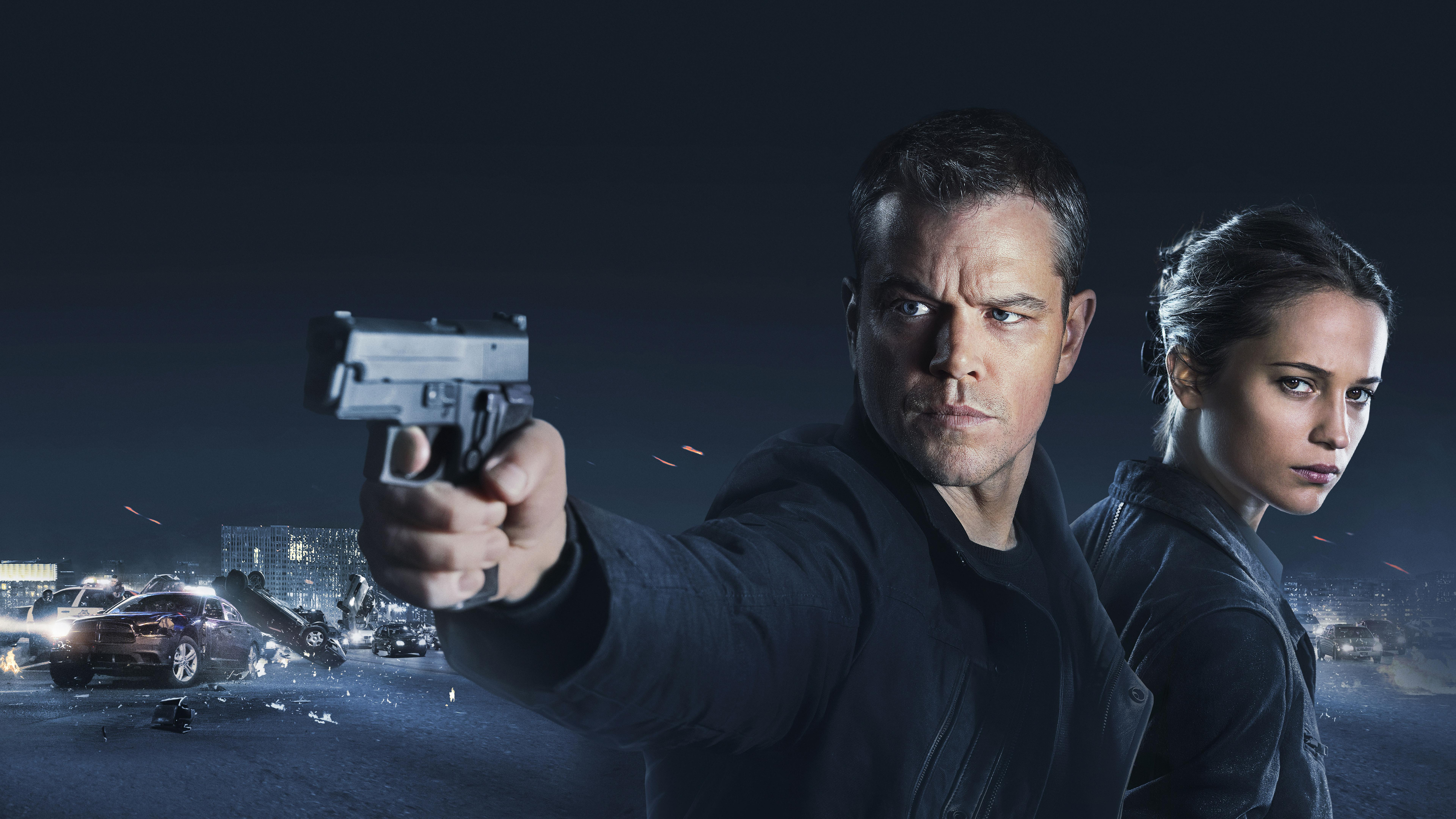 Bourne Identity Wallpapers