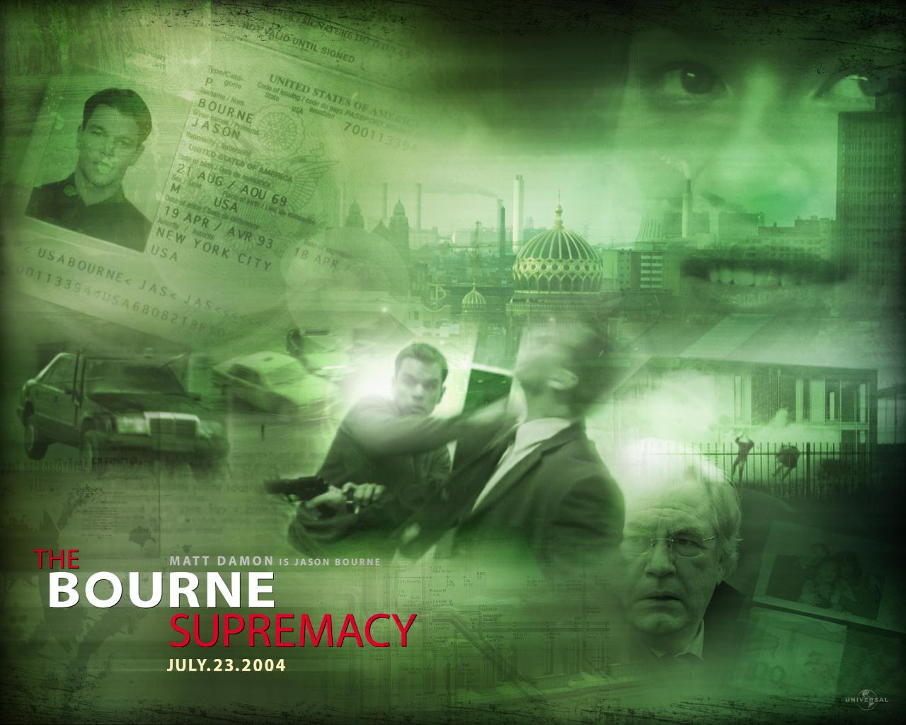 Pictures of The Bourne Supremacy Wallpapers