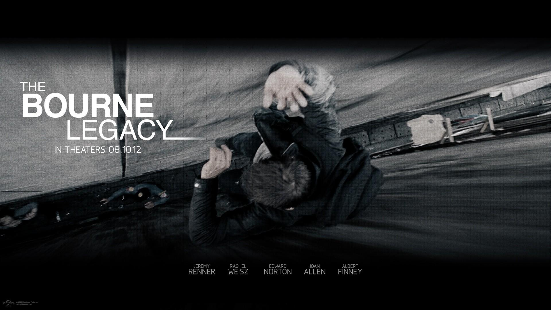 Jason Bourne Wallpapers