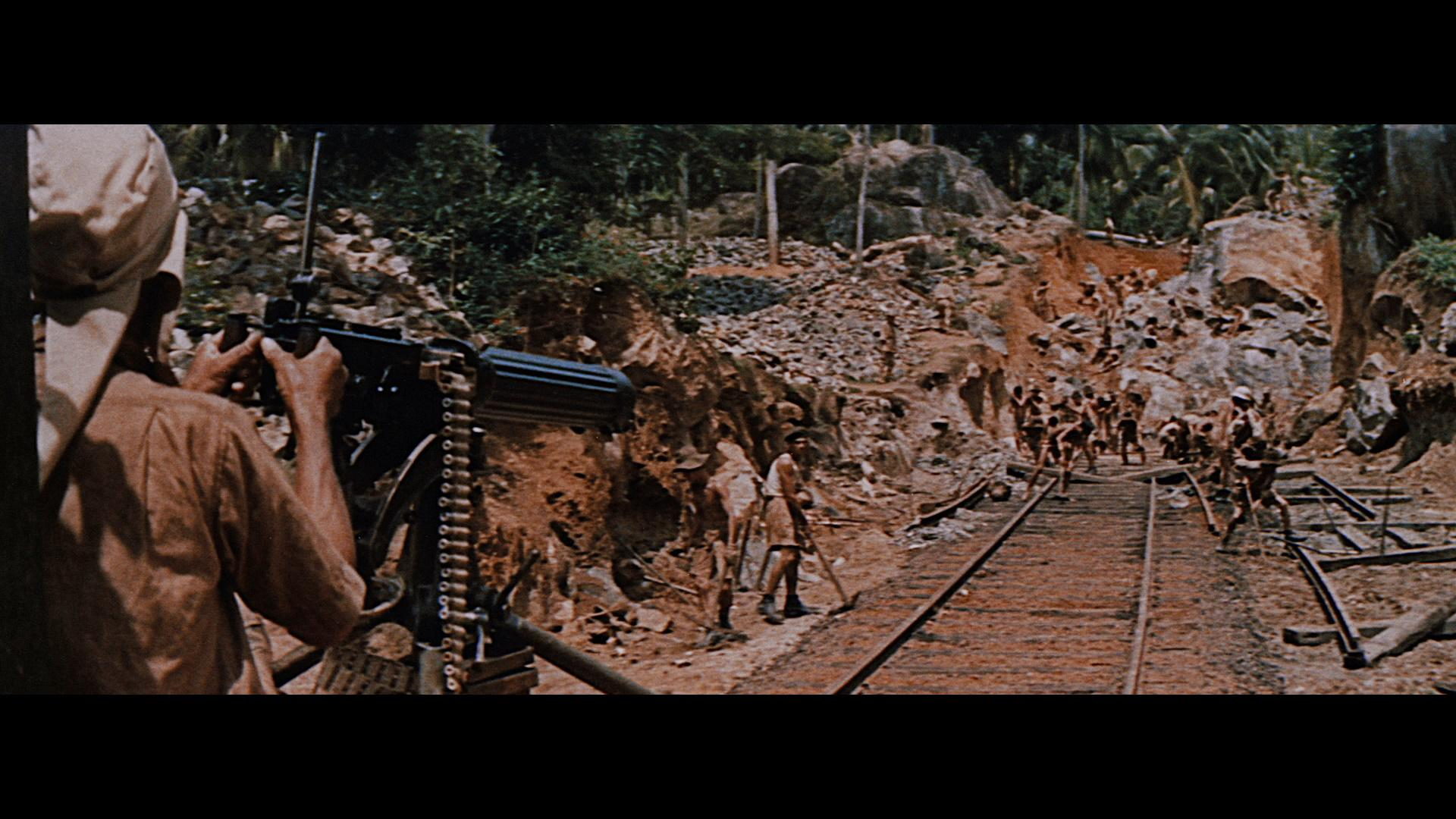 The Bridge on the River Kwai Blu-ray - Alec Guinness