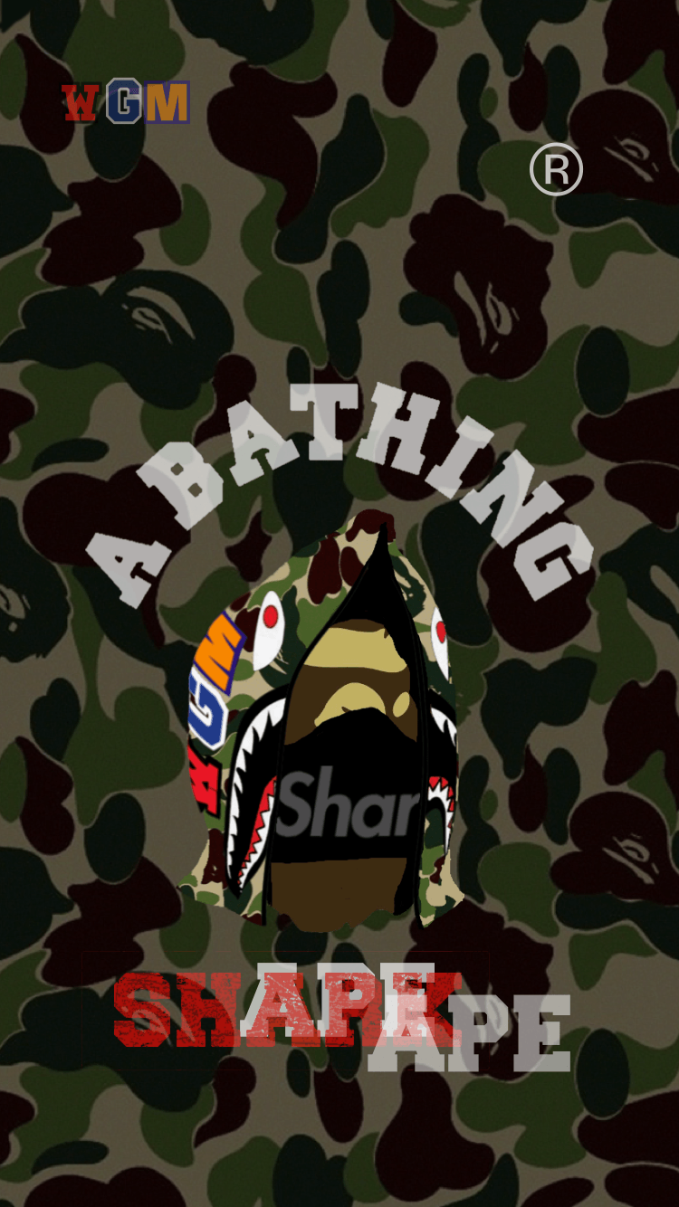 Supreme And Bape Wallpapers Wallpaper Cave