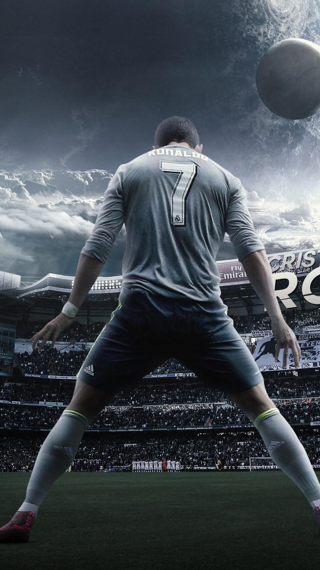 Iphone Ronaldo Wallpapers Wallpaper Cave