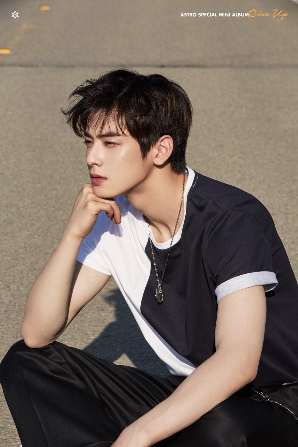 Astro Cha Eun Woo Wallpapers Wallpaper Cave