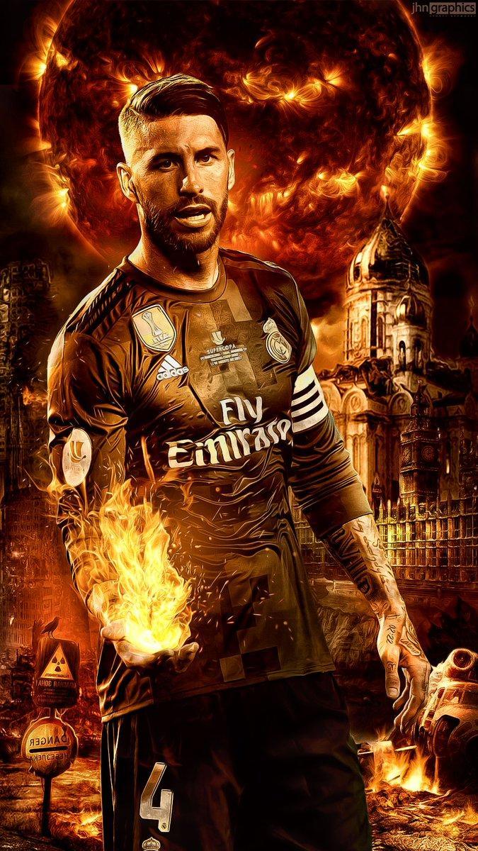 Real Madrid: Sergio Ramos responds to Ajax over 2019 ... |Sergio Ramos 2020 Drawing