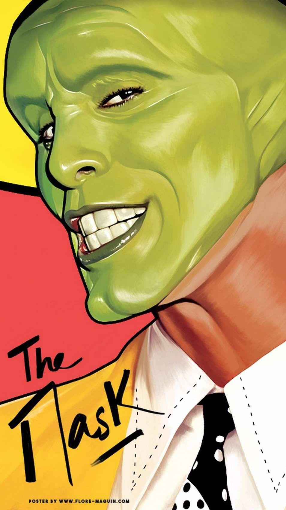 The Mask Jim Carrey Wallpapers