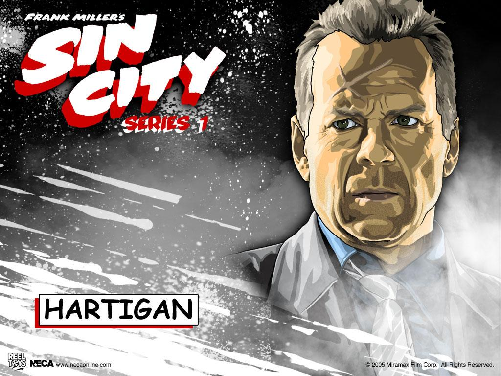 Sin City images Hartigan HD wallpaper and background photos (31790641)