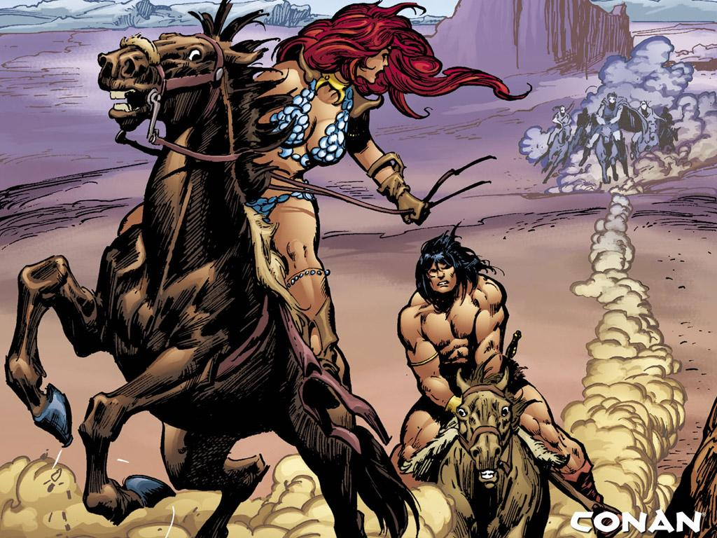 Dark Horse Comics Wallpapers Collection