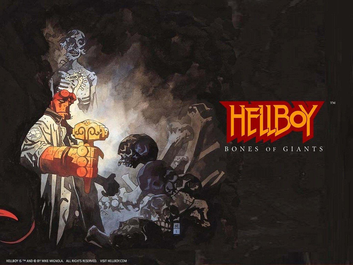 high resolution wallpapers widescreen hellboy