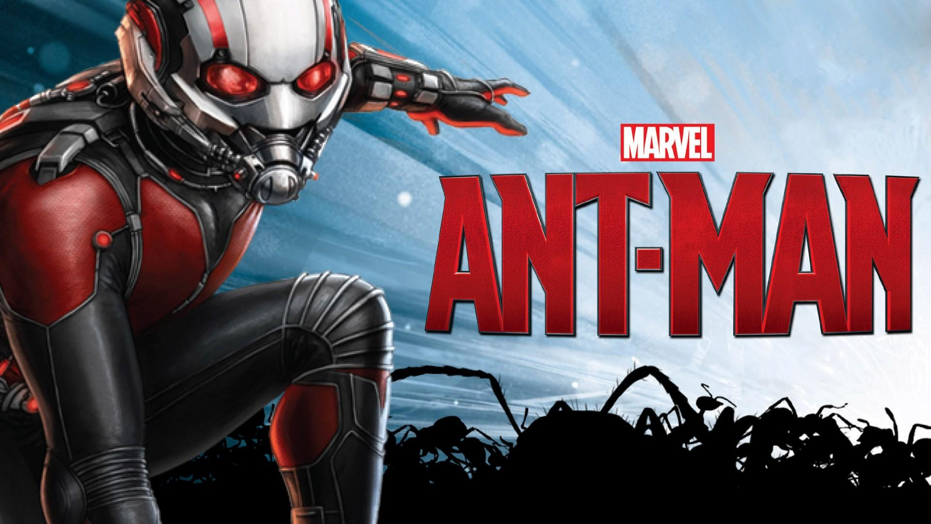 Marvel Ant Man Wallpapers