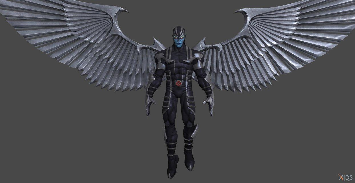 Archangel CoC by SSingh511 on DeviantArt