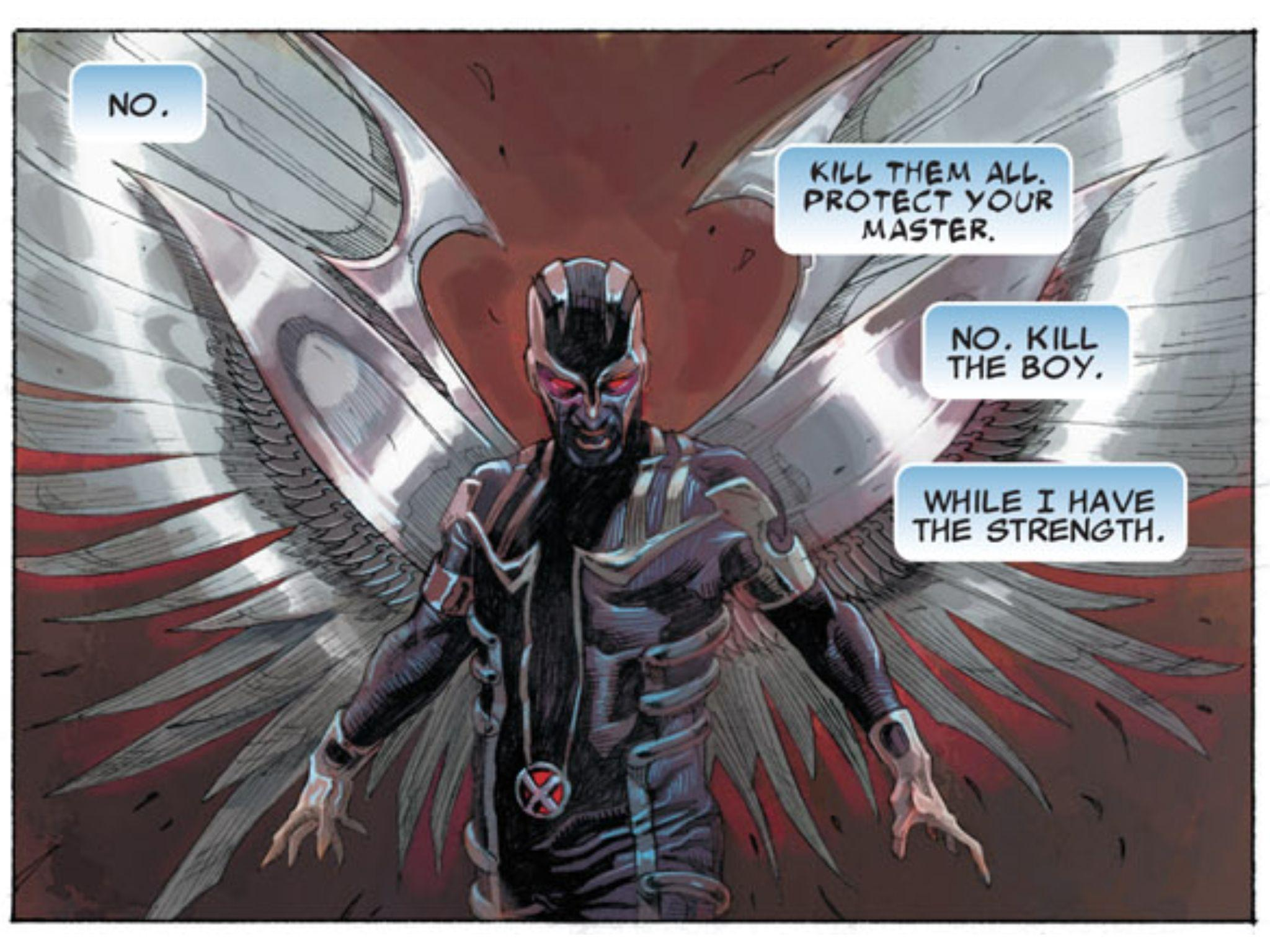 Archangel is one of my favourite x-men characters. | Heros ...