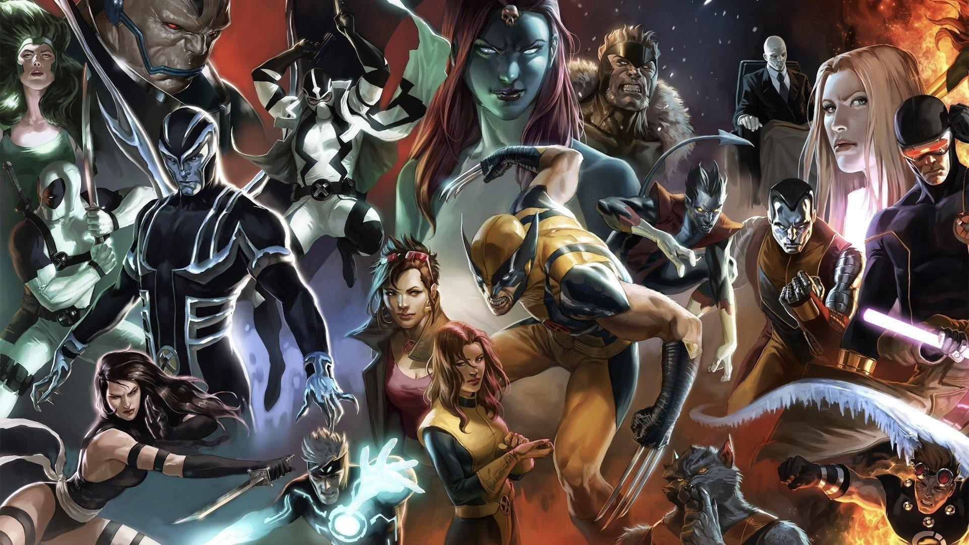 Cool Marvel Wallpapers HD - Epic Heroes Select - Image Gallery