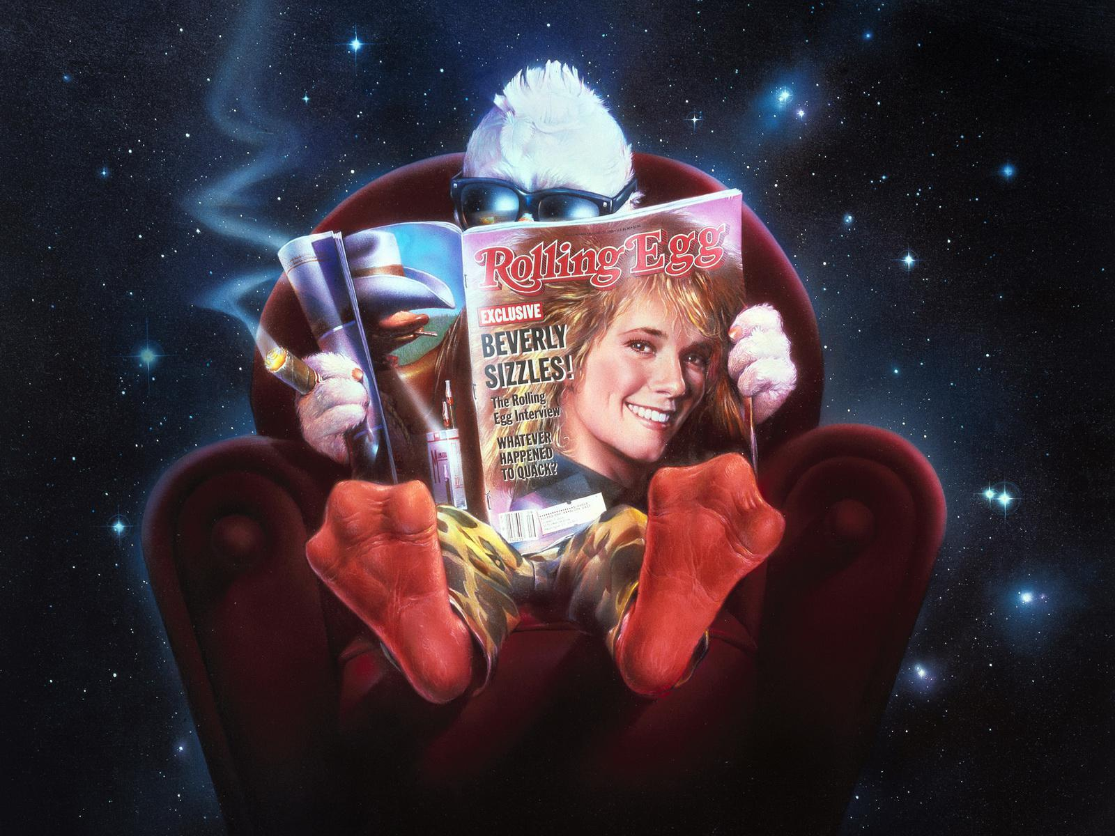 Howard the duck, lea thompson, jeffrey jones wallpapers