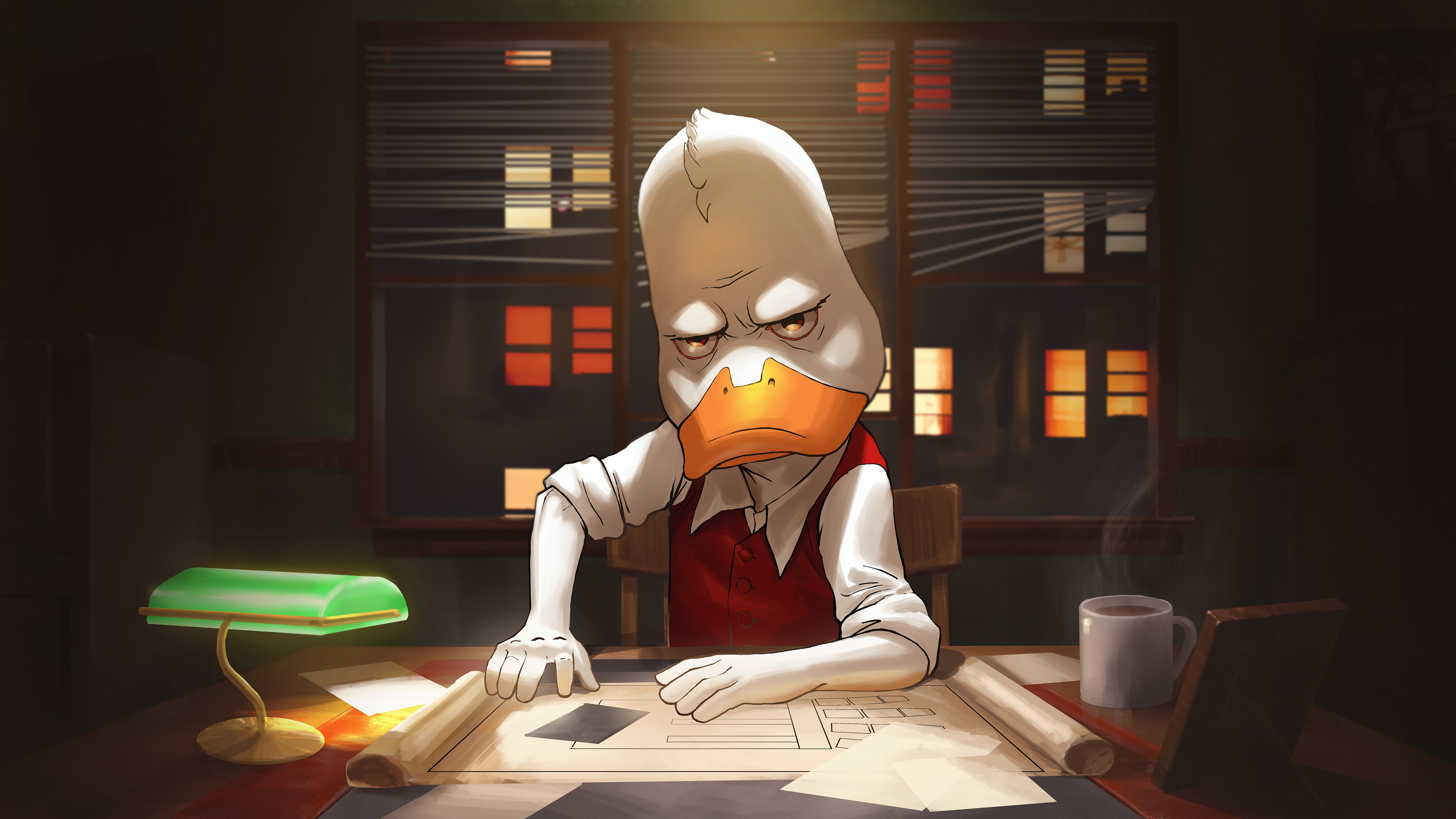 Howard The Duck Contest Of Champions, HD Games, 4k Wallpapers