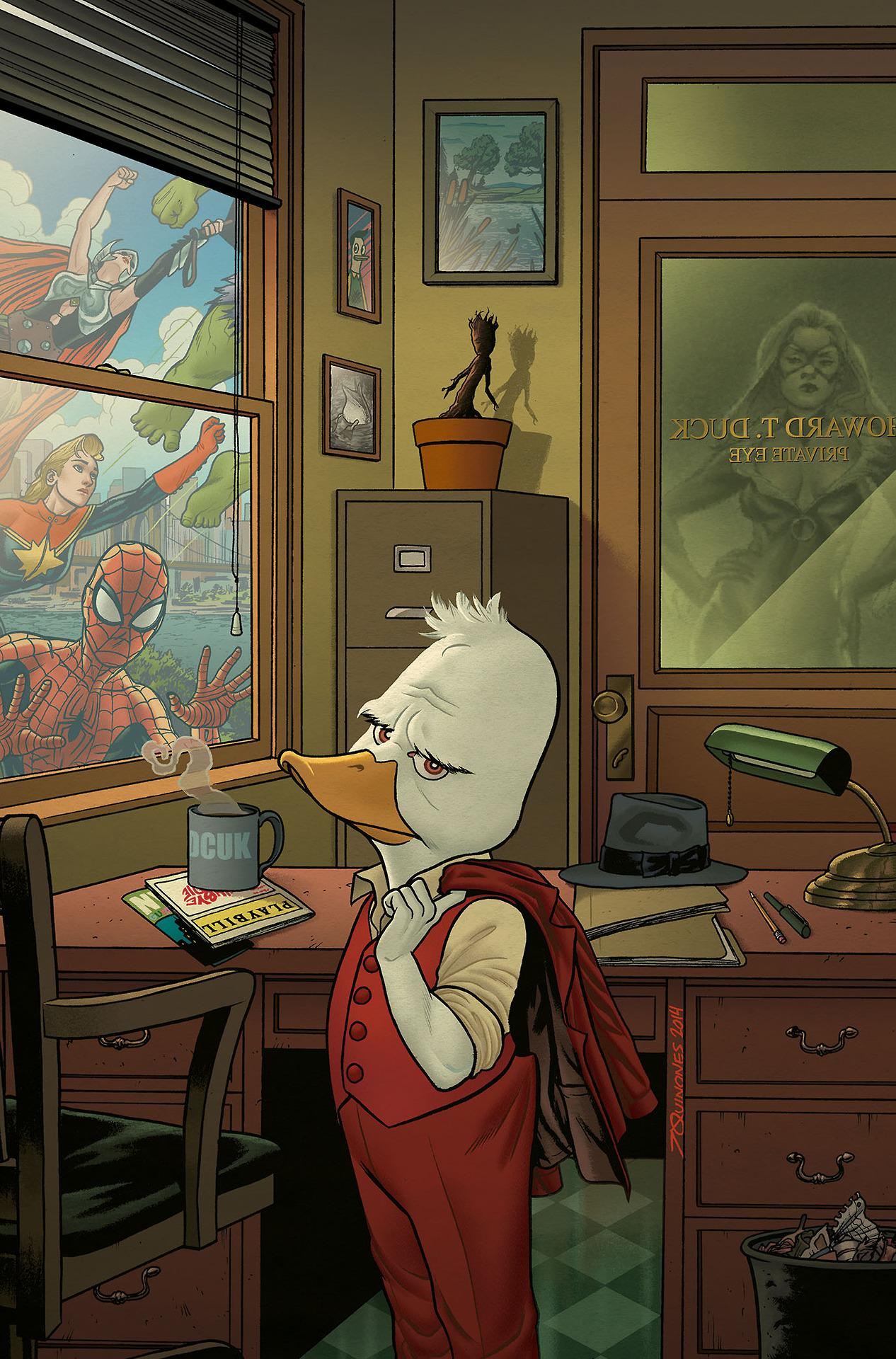 1266x1920px Howard The Duck 837.96 KB
