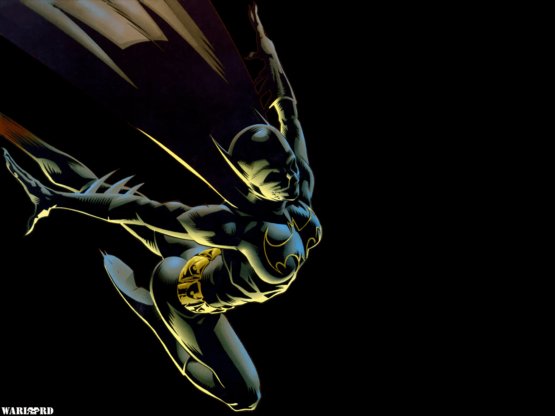 2 Cassandra Cain HD Wallpapers | Background Images - Wallpaper Abyss