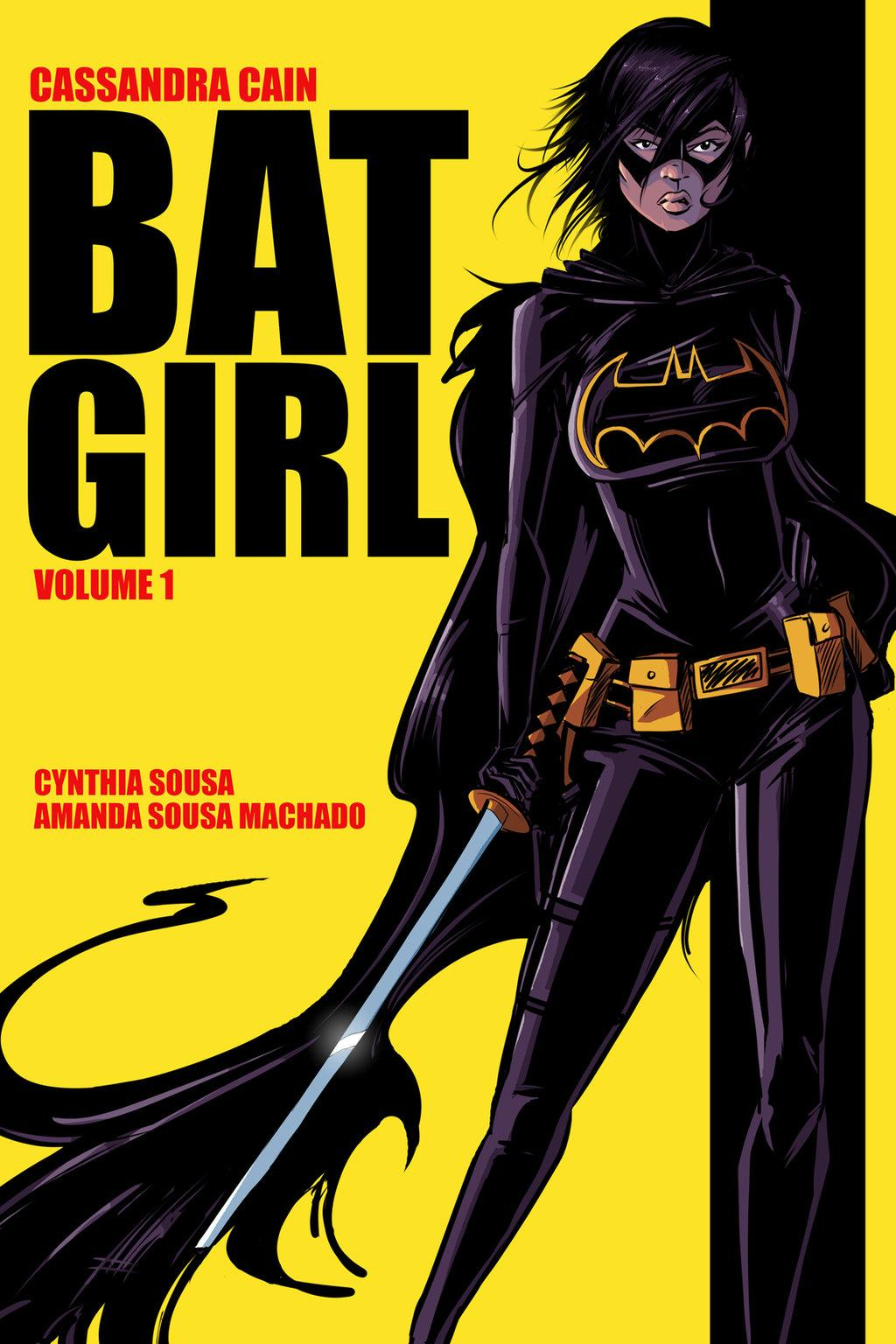 Cassandra Cain (Batgirl, Black Bat) Appreciation - Page 22