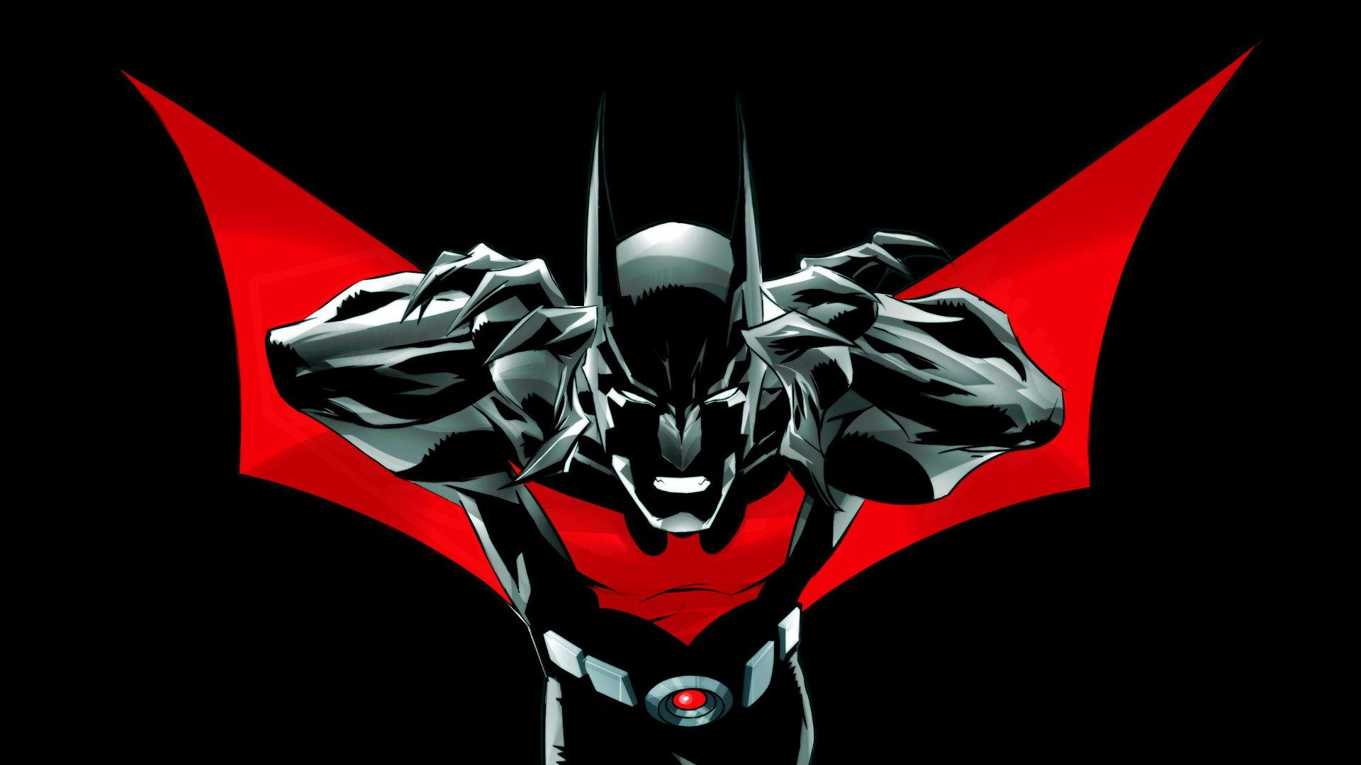 Looking Back On The Awesomeness That Was Batman Beyond - Supanova ...