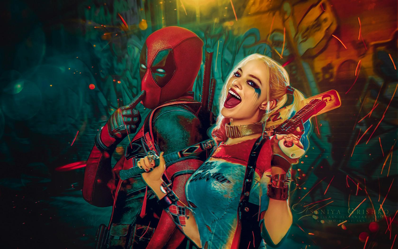 Harley Quinn Wallpapers HD Backgrounds, Images, Pics, Photos Free ...