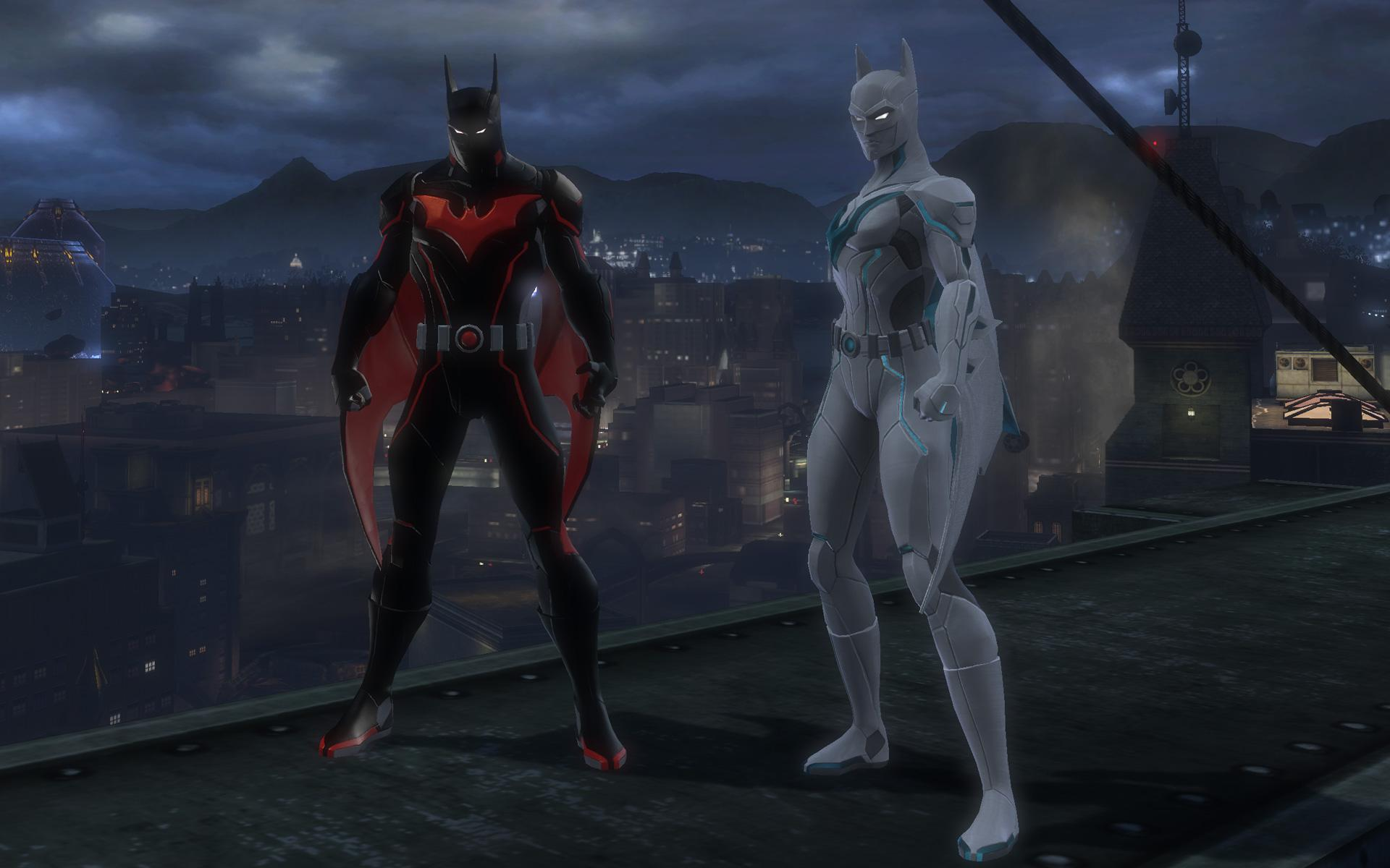 NOW AVAILABLE: Gotham Time Capsule and Vendor! | DC Universe Online