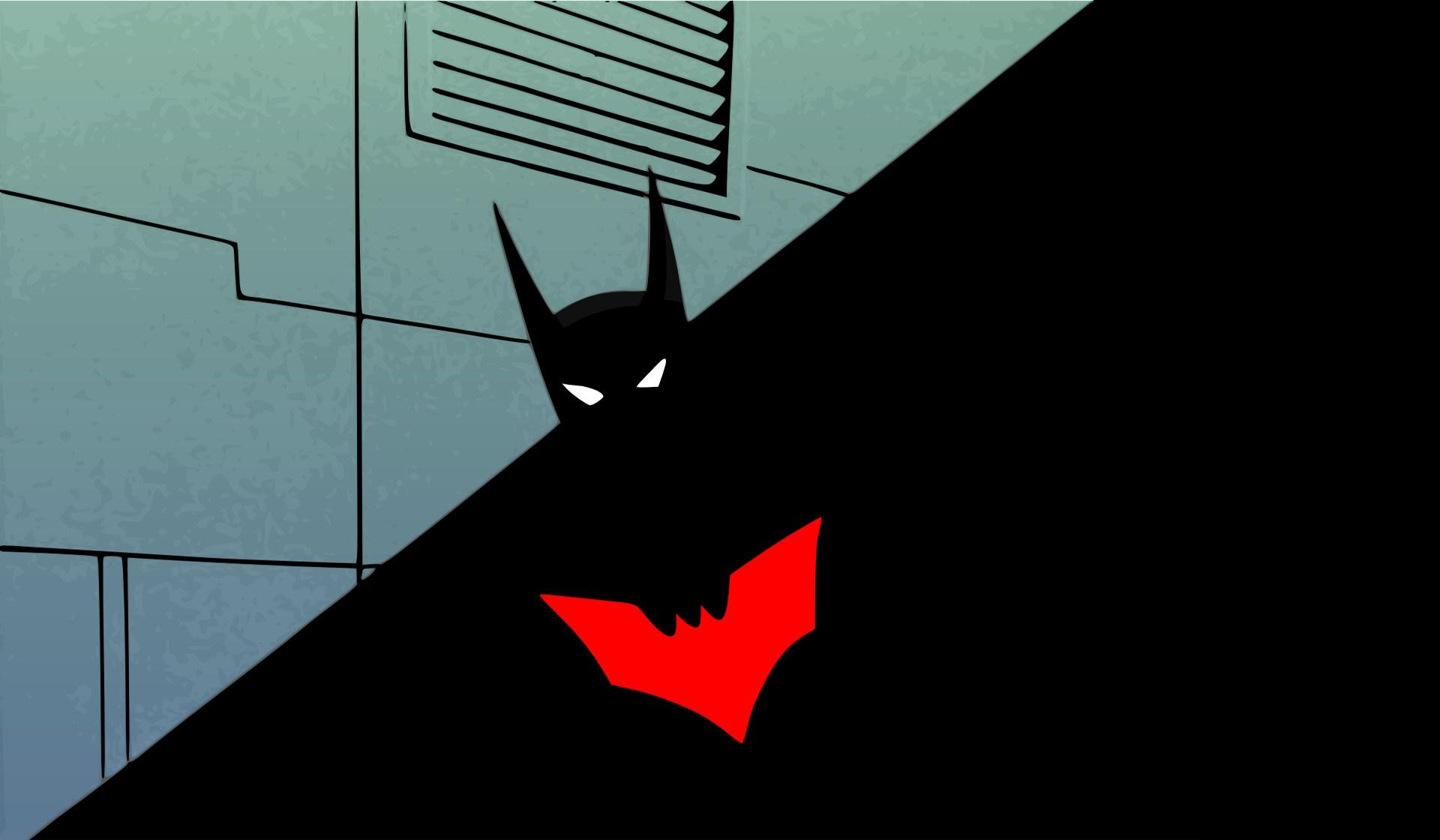 Batman Beyond is THE Most Metal Cartoon Ever – The Toilet Ov Hell