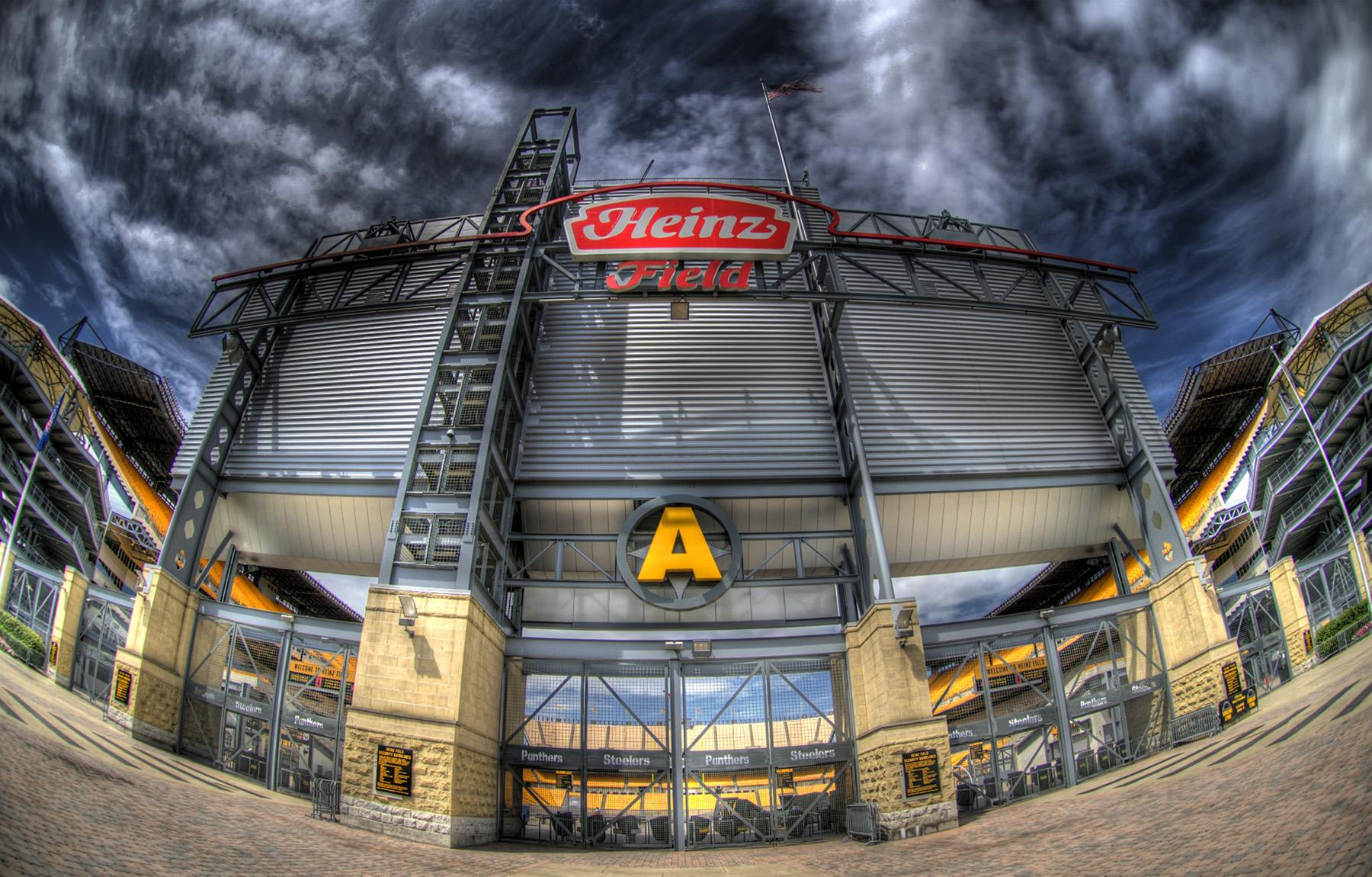 Pittsburgh, PA – Heinz Field (HDR) « Places 2 Explore